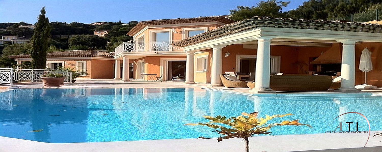 Neo-Provençal villa